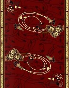 Синтетическая ковровая дорожка Silver 103 , RED - высокое качество по лучшей цене в Украине.