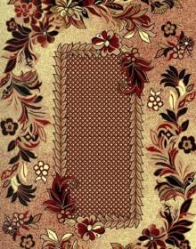 Синтетическая ковровая дорожка Silver 158 , RED - высокое качество по лучшей цене в Украине.