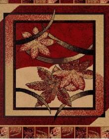 Синтетическая ковровая дорожка Silver 256 , RED - высокое качество по лучшей цене в Украине.