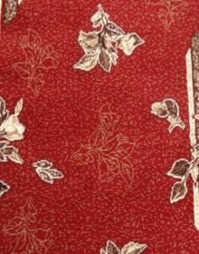 Синтетическая ковровая дорожка Silver 300-22 Kantri red Rulon - высокое качество по лучшей цене в Украине.