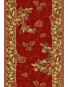 Синтетическая ковровая дорожка Silver 303-22 red Rulon - высокое качество по лучшей цене в Украине.