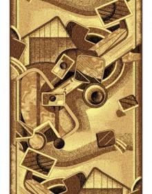Синтетическая ковровая дорожка Silver 332-12 beige Rulon - высокое качество по лучшей цене в Украине.