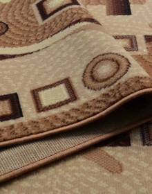 Синтетическая ковровая дорожка Silver  / Gold Rada 168-12 beige АКЦИЯ - высокое качество по лучшей цене в Украине.