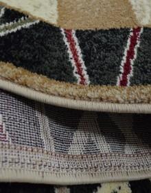 Синтетическая ковровая дорожка Tutku 6449A ivory-d.green - высокое качество по лучшей цене в Украине.