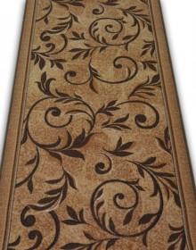 Синтетическая ковровая дорожка Vitebsk Felt p1161-43 Zavitok brown АКЦИЯ - высокое качество по лучшей цене в Украине.