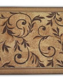 Синтетическая ковровая дорожка Vitebsk Felt P1161/43 zavitok brown АКЦИЯ - высокое качество по лучшей цене в Украине.