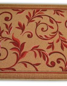 Синтетическая ковровая дорожка Vitebsk Felt Zavitok red АКЦИЯ - высокое качество по лучшей цене в Украине.