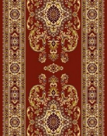 Шерстяная ковровая дорожка  Floare-Carpet 115-3658 - высокое качество по лучшей цене в Украине.