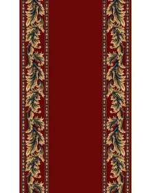 Шерстяная ковровая дорожка Floare-Сarpet 123-3317 Kremliovscaia - высокое качество по лучшей цене в Украине.