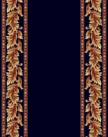 Шерстяная ковровая дорожка  Floare-Carpet 123-4688 - высокое качество по лучшей цене в Украине.