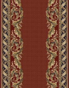 Шерстяная ковровая дорожка  Floare-Carpet 254-3317 - высокое качество по лучшей цене в Украине.