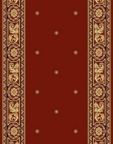 Шерстяная ковровая дорожка  Floare-Carpet 492-3658 (63658) - высокое качество по лучшей цене в Украине.