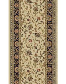 Шерстяная ковровая дорожка Floare-Сarpet 207-1126 Isfahan - высокое качество по лучшей цене в Украине.