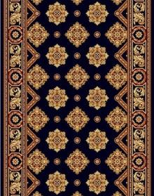 Шерстяная ковровая дорожка Floare-Carpet Garden 89-4688 - высокое качество по лучшей цене в Украине.