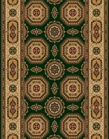Шерстяная ковровая дорожка Floare-Carpet Garden 89-527 - высокое качество по лучшей цене в Украине.