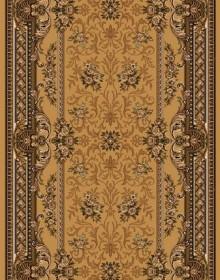 Шерстяная ковровая дорожка Floare-Carpet Dofin 209-2224 (62224) - высокое качество по лучшей цене в Украине.