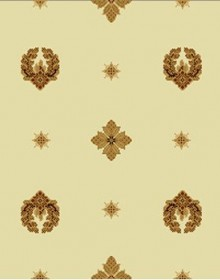Шерстяная ковровая дорожка Floare-Сarpet 432-1659 Grand - высокое качество по лучшей цене в Украине.