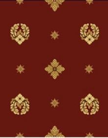 Шерстяная ковровая дорожка Floare-Carpet Grand 432-3658 - высокое качество по лучшей цене в Украине.