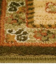 Шерстяная ковровая дорожка Hetman Olive Рулон - высокое качество по лучшей цене в Украине.