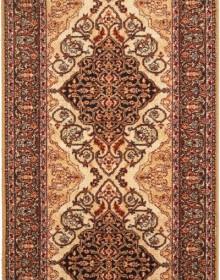 Шерстяная ковровая дорожка  ISFAHAN Leyla Amber - высокое качество по лучшей цене в Украине.