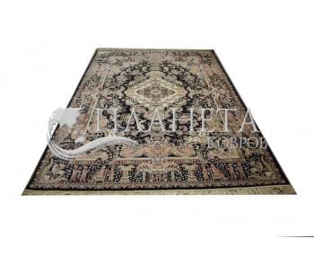 Иранский ковер Diba Carpet Amitis d.brown - высокое качество по лучшей цене в Украине