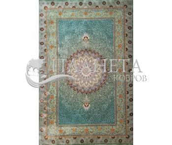 Иранский ковер Diba Carpet Florance Green - высокое качество по лучшей цене в Украине