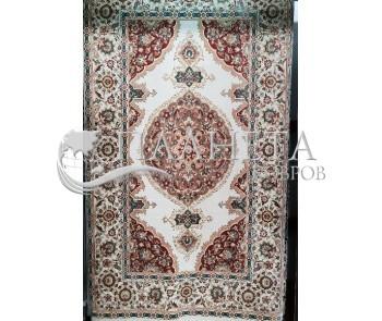 Иранский ковер Diba Carpet Sayeh Cream - высокое качество по лучшей цене в Украине