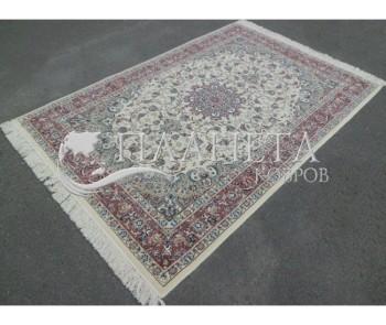 Иранский ковер SHAH ABBASI COLLECTION (X-051/1704 CREAM) - высокое качество по лучшей цене в Украине