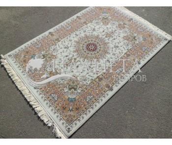 Иранский ковер Shah Kar Collection (Y-009/8304 cream) - высокое качество по лучшей цене в Украине
