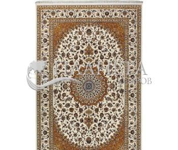 Иранский ковер Shahriar 3380A Cream-Cream - высокое качество по лучшей цене в Украине