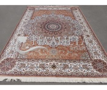Иранский ковер Silky Collection (D-013/1030 pink) - высокое качество по лучшей цене в Украине