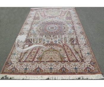 Иранский ковер Silky Collection (D-002/1030 pink) - высокое качество по лучшей цене в Украине
