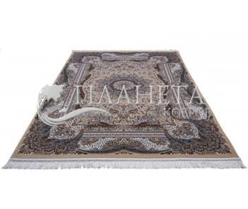 Персидский ковер Kashan 619-BE Beije - высокое качество по лучшей цене в Украине