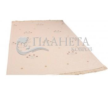 Акриловый ковер Adonis 759 , WHITE - высокое качество по лучшей цене в Украине