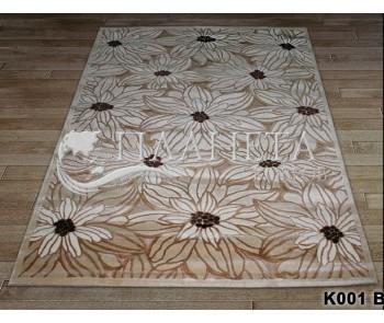 Акриловый ковер Amada K001 bej - высокое качество по лучшей цене в Украине
