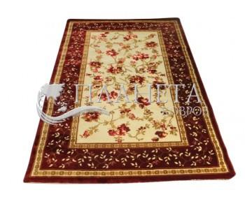Акриловый ковер Exclusive 0383 red - высокое качество по лучшей цене в Украине