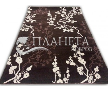 Акриловый ковер Florya 0007b lila - высокое качество по лучшей цене в Украине