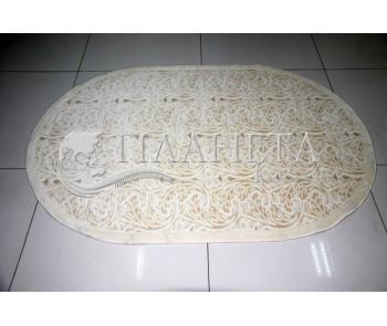 Акриловый ковер Golden 102 , CREAM - высокое качество по лучшей цене в Украине