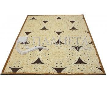 Акриловый ковер Hadise 2663A brown - высокое качество по лучшей цене в Украине