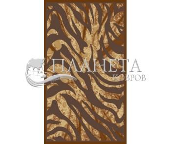 Акриловый ковер Jival 36 , BROWN - высокое качество по лучшей цене в Украине