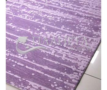 Акриловый ковер Velvet 3818N lilac-lilac - высокое качество по лучшей цене в Украине