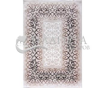 Акриловый ковер Zarina 2688A Beige-Grey - высокое качество по лучшей цене в Украине