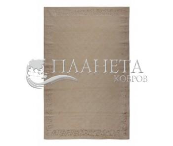 Хлопковый ковер COTTON CARPET BUKET , BEIGE - высокое качество по лучшей цене в Украине
