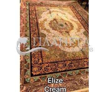 Иранский ковер Diba Carpet Elize Cream - высокое качество по лучшей цене в Украине
