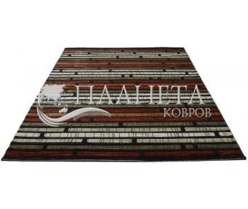 Высокоплотный ковер Firenze 6070 Penny-Black - высокое качество по лучшей цене в Украине