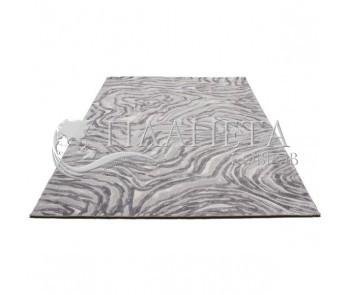 Высокоплотный ковер Firenze 6123 Paper-White-Grey - высокое качество по лучшей цене в Украине