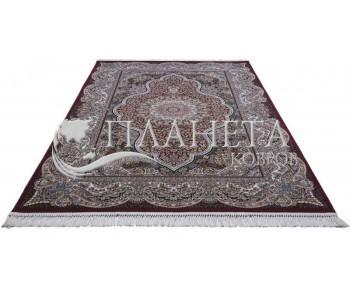 Персидский ковер Kashan 620-C red - высокое качество по лучшей цене в Украине