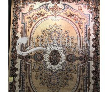 Персидский ковер Kashan P657-Be Beige - высокое качество по лучшей цене в Украине