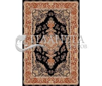 Иранский ковер Marshad Carpet 3040 Dark Brown - высокое качество по лучшей цене в Украине