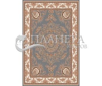 Иранский ковер Marshad Carpet 3044 Silver - высокое качество по лучшей цене в Украине